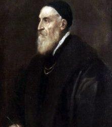 La piedad, Tiziano (hacia 1576).