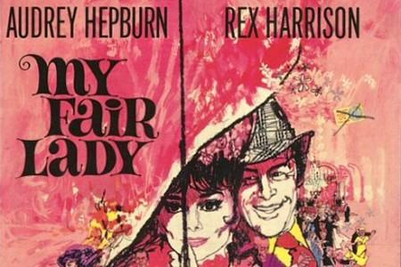 My fair lady. George Cukor, 1964.