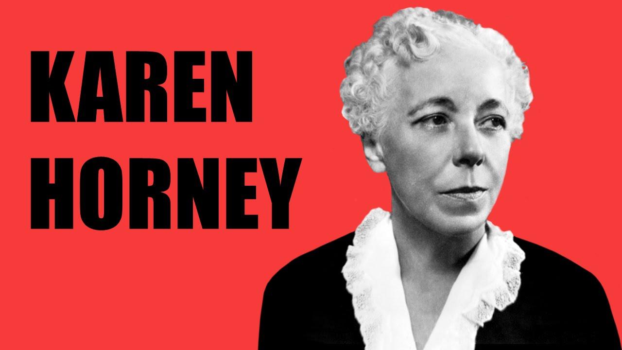 Karen Horney.