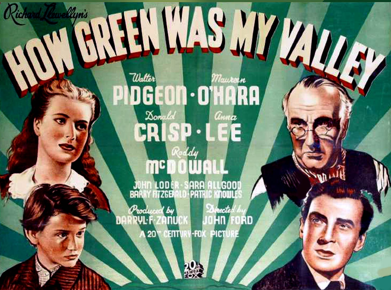 Que verde era mi valle – Alfred Newman, 1941