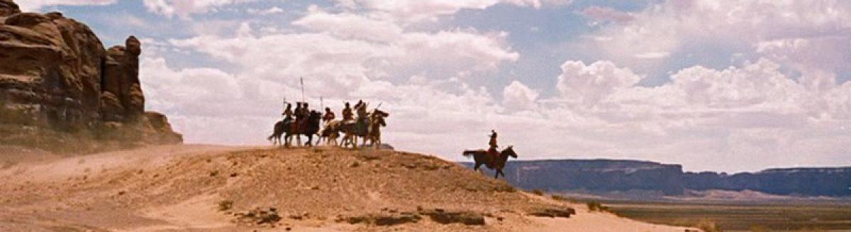 Un centauro en el desierto